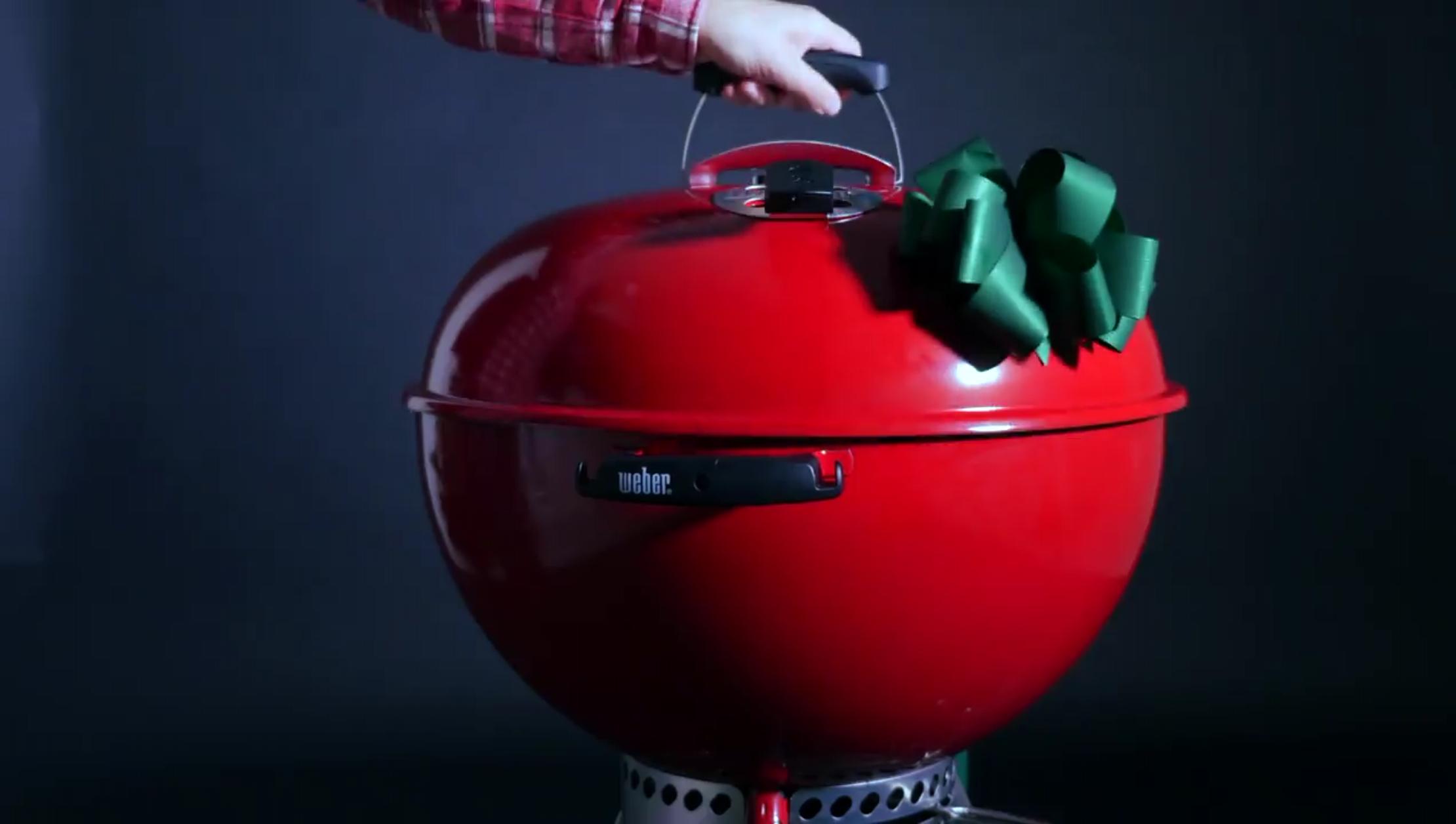 Weber Christmas Video
