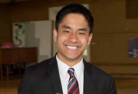 Oscar Wang  Founder & Chief Executive Officer oscar@collegetogether.org