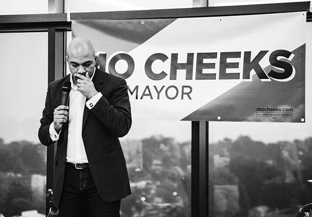 Mo Cheeks for Mayor! . . . . . #bluewave #photooftheday #stunnersoninsta #Madison #photography #portraitphotography