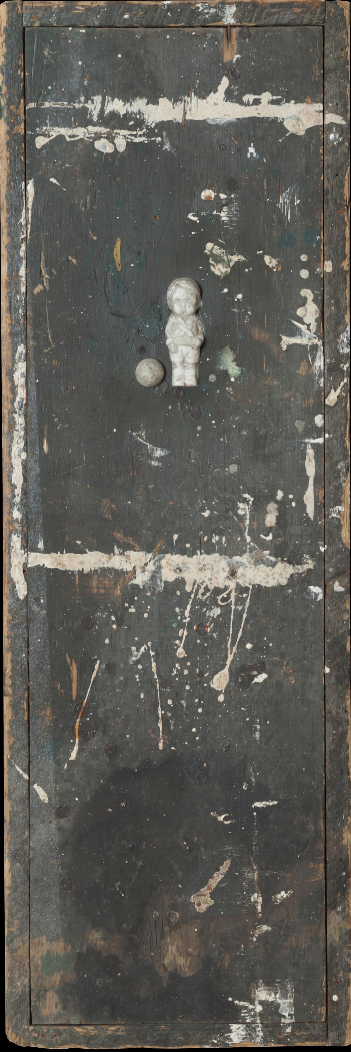 In Spirit, 2014, 35 x 11 (Sold)