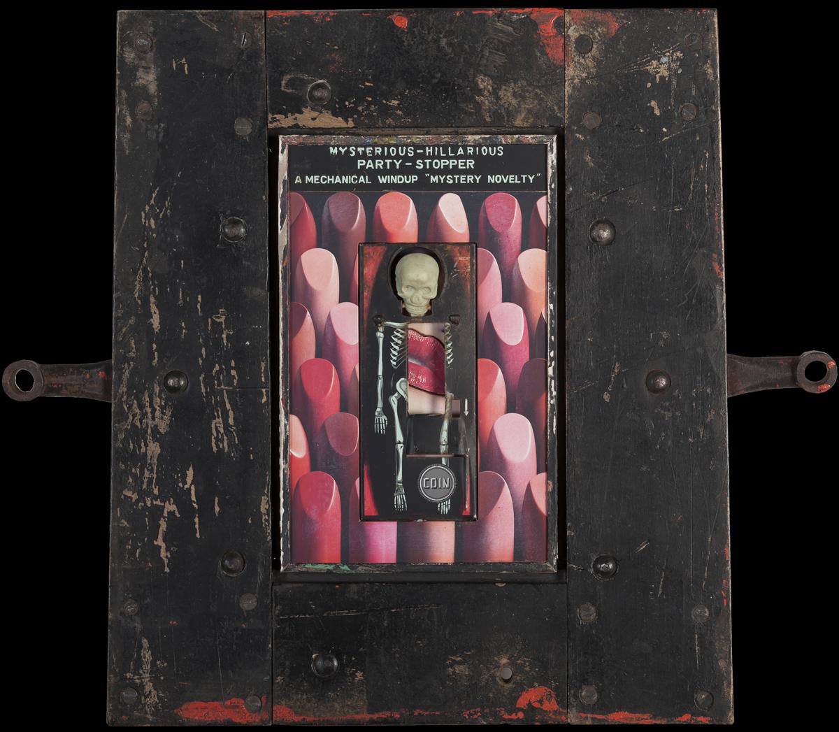Mystery Novelty, 2014, 16 x 19 (Sold)