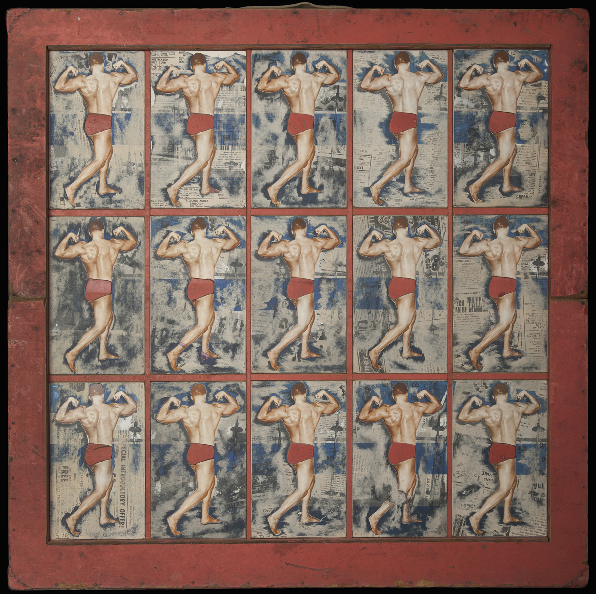 Picnic, 2013, 32 x 32 (Sold)