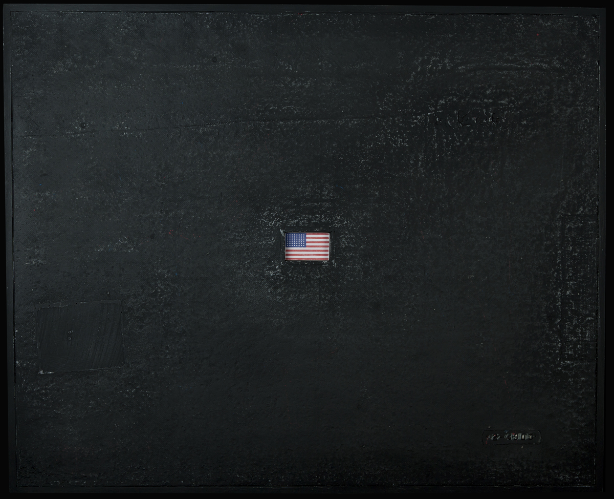 State of the Union, 2012, 34 x 42 (Sold)