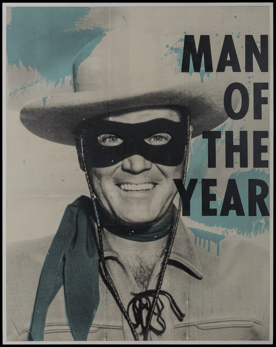 Man of the Year, 2018, 43.5 x 33.5