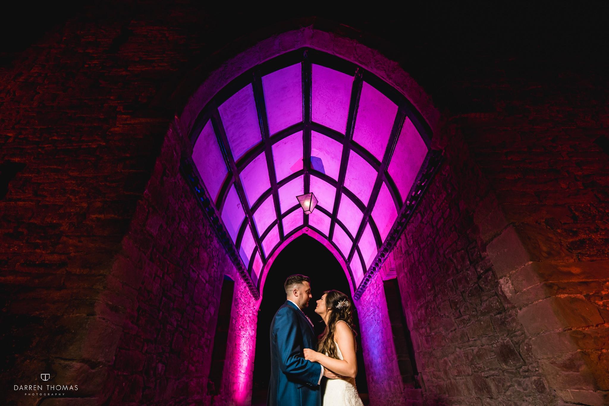 Clearwell Castel Wedding Photography