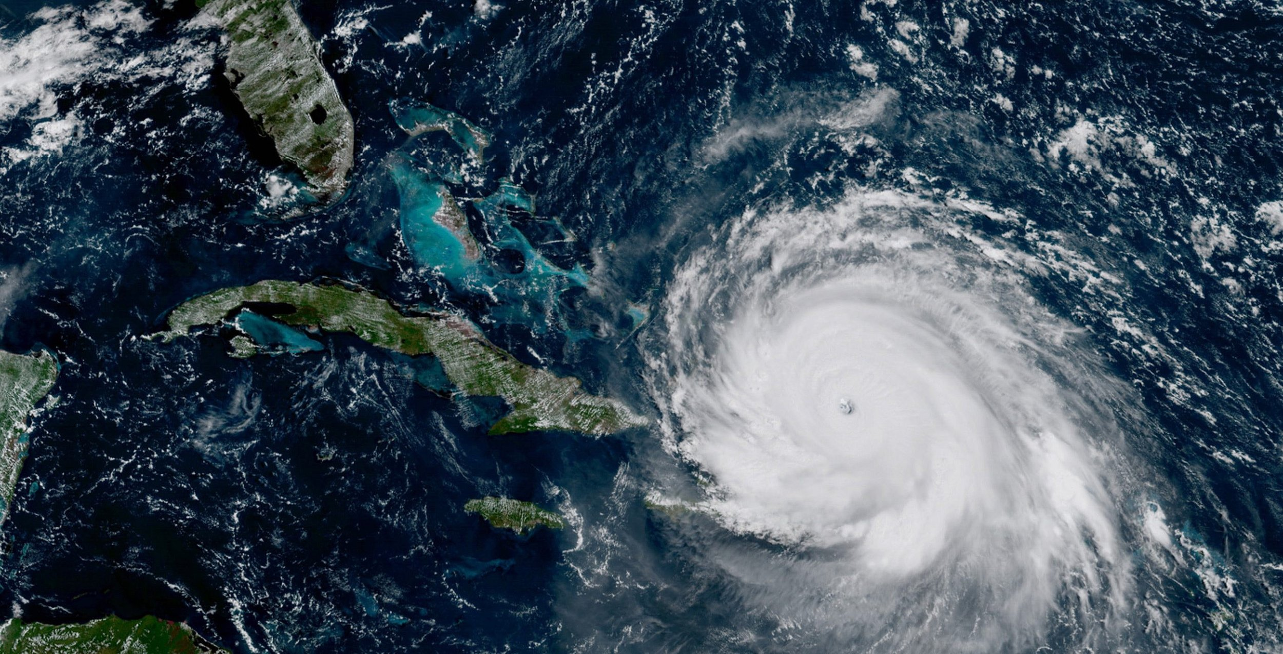 Photo Courtesy of NOAA-NASA via AP