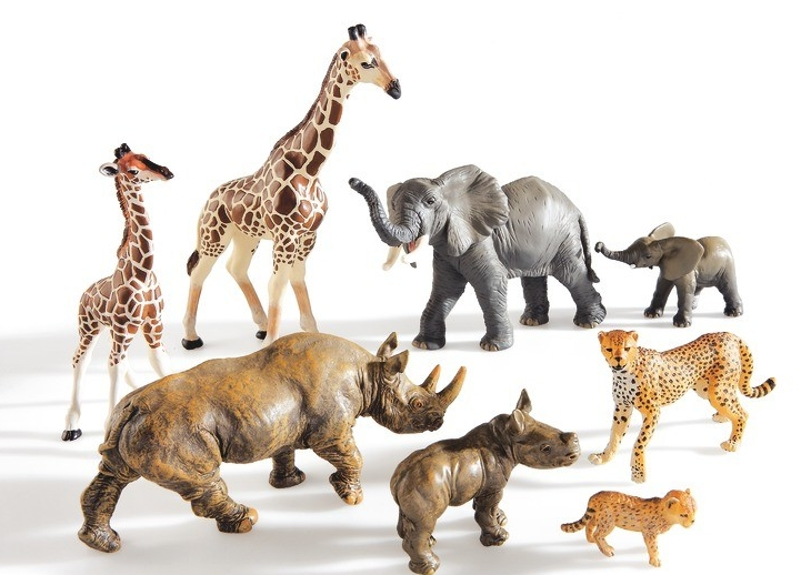 Figurines animales