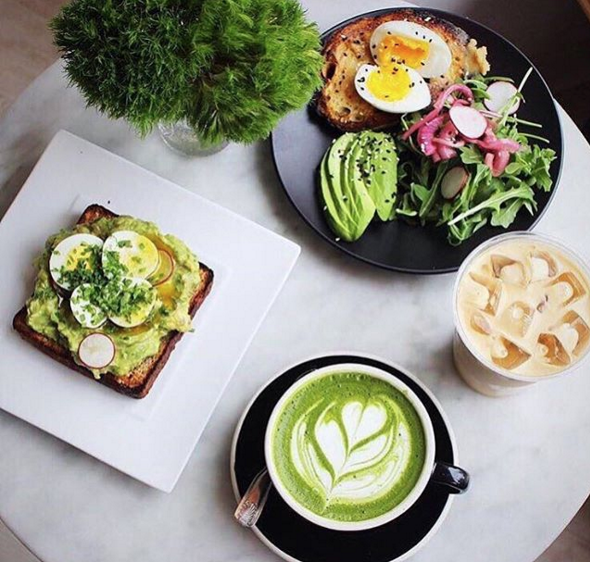 Image: Avocado Toast Instagram