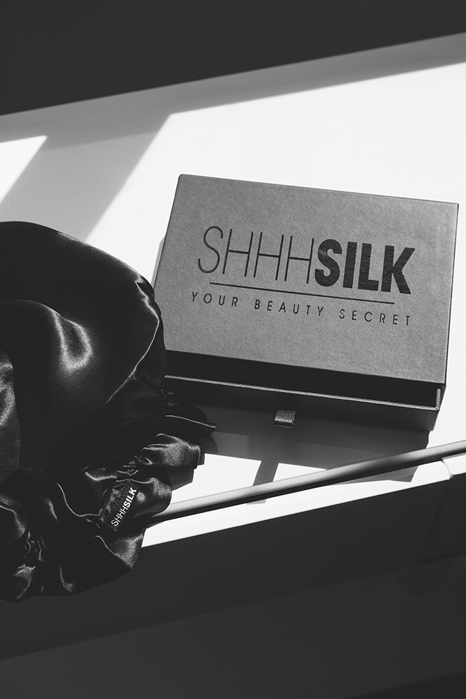 Silk Sleeping Cap - $50