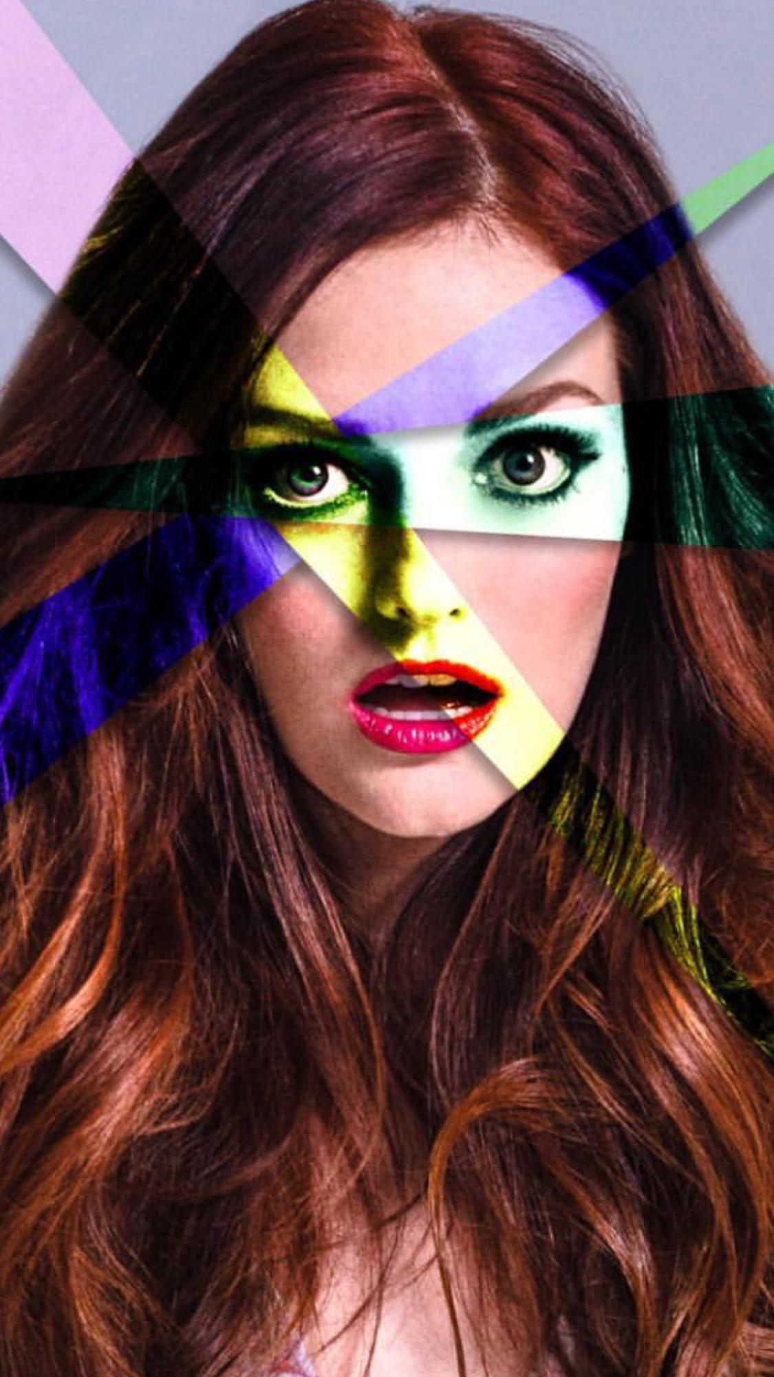 Lydia Hearst by RA_Bar Beauty    Photography by Kaelan Barowsky