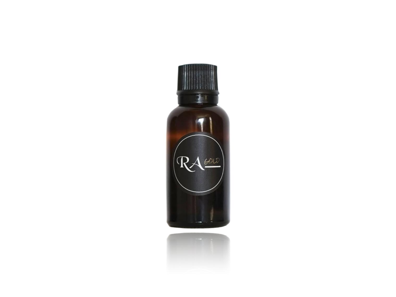 RA_Gold Hair Oil