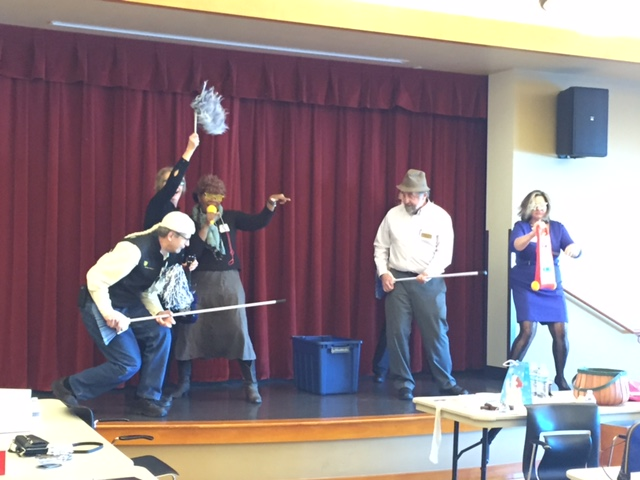 Dynamic Duo Corporate Team Building Events