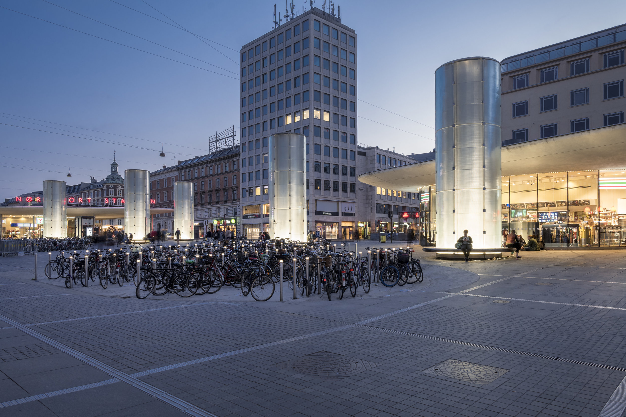 Photo: Gottlieb Paludan Architects and Jens Lindhe