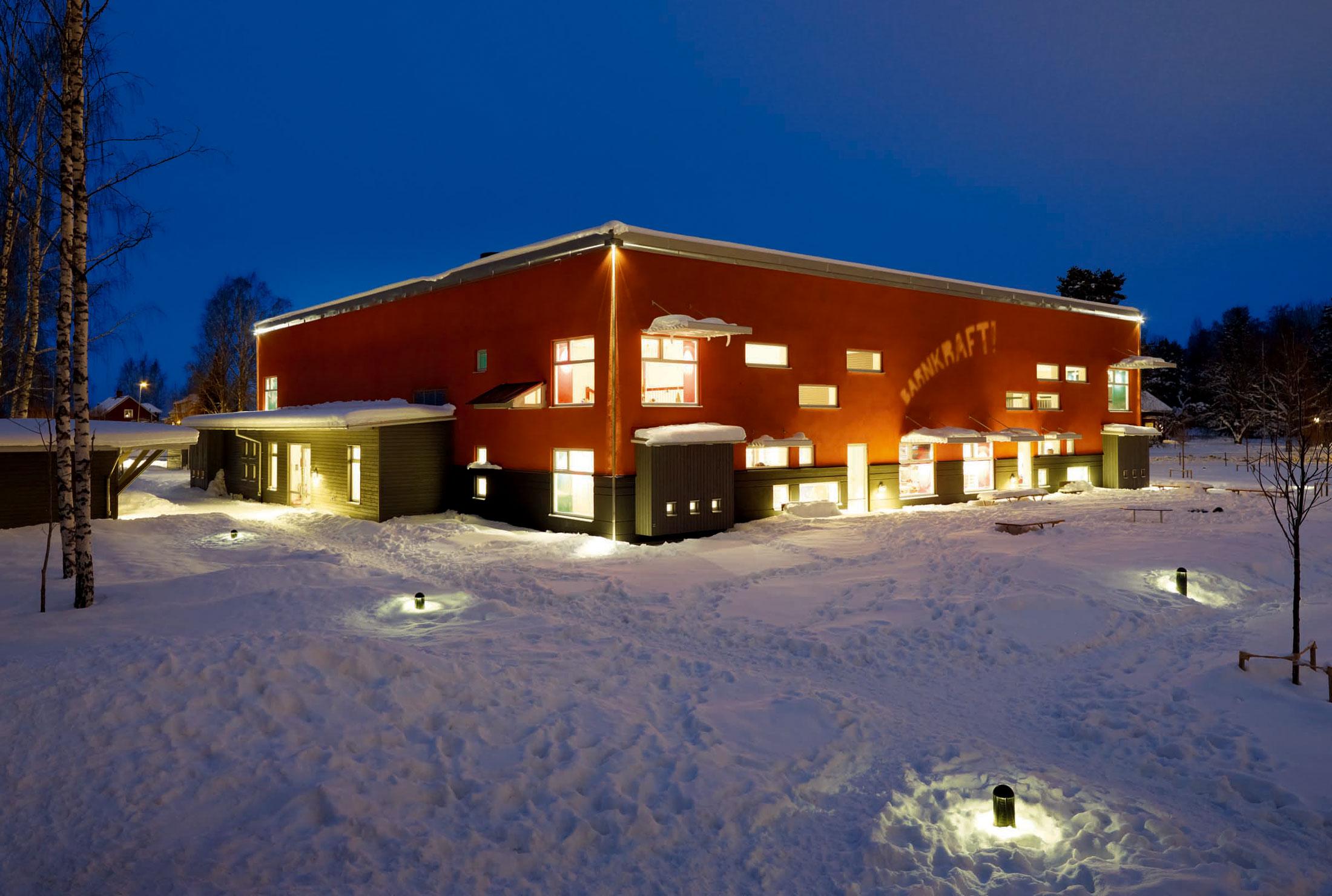 Winner 2012 – Matildelunds Förskola, Sweden