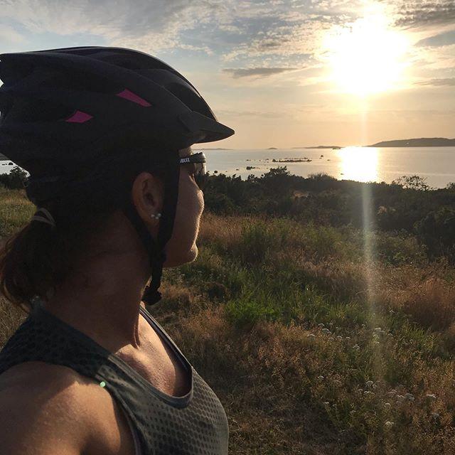 Underbara cykelturer vid havet denna veckan 💙 #börjarläramiggillacykling #närmanintekanspringa #inteswimrun #intesimma #intedansa #kassrygg