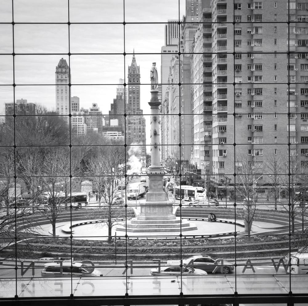 Columbus Circle. Photography by FranziBerlin/EyeEm