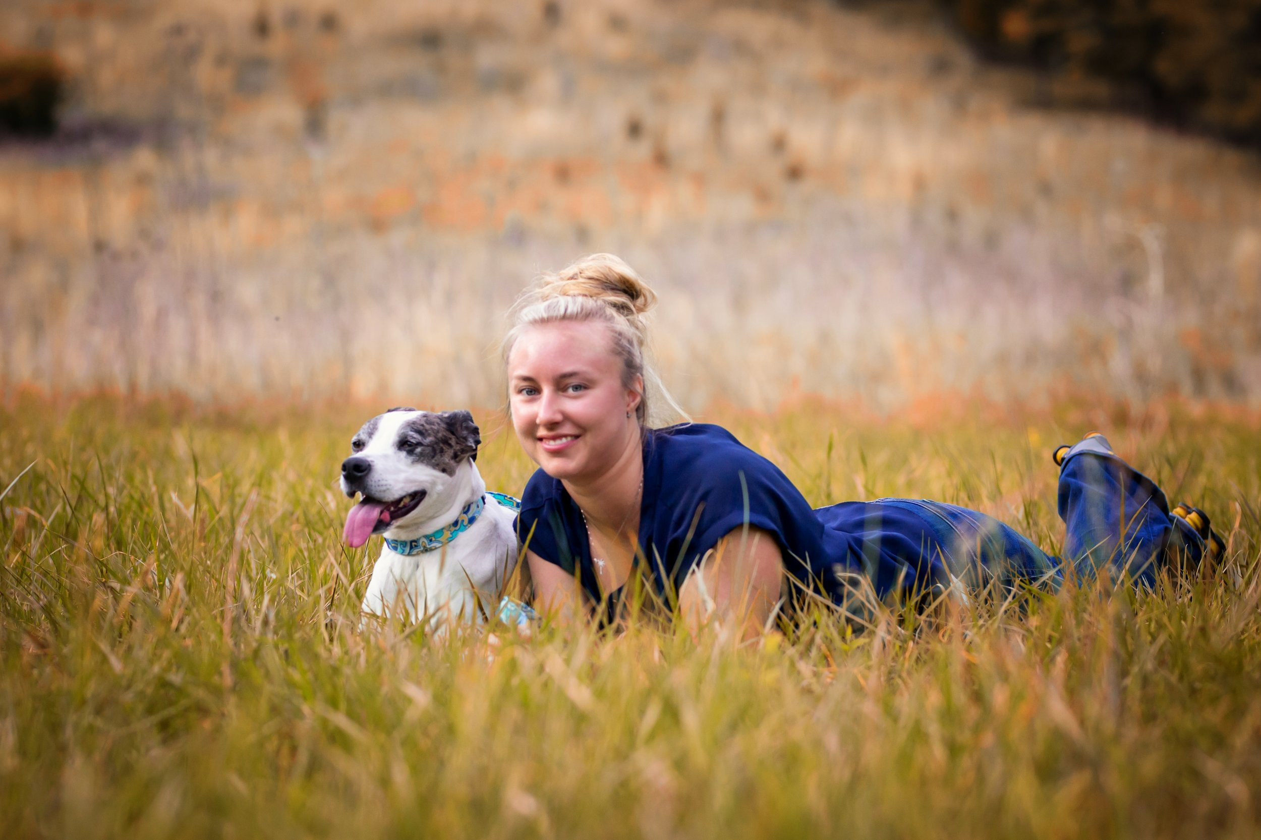 Michelle & Blue - A Love Story in the meadows
