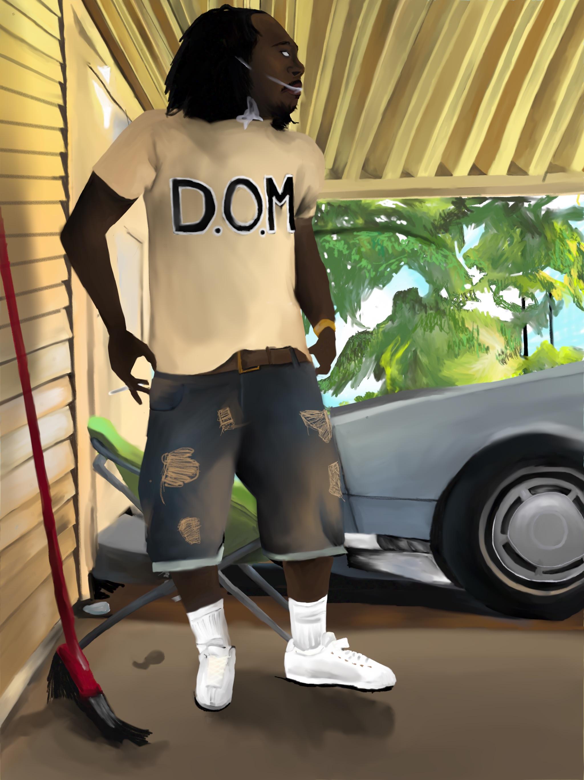 D.O.M. by W.D. Wind