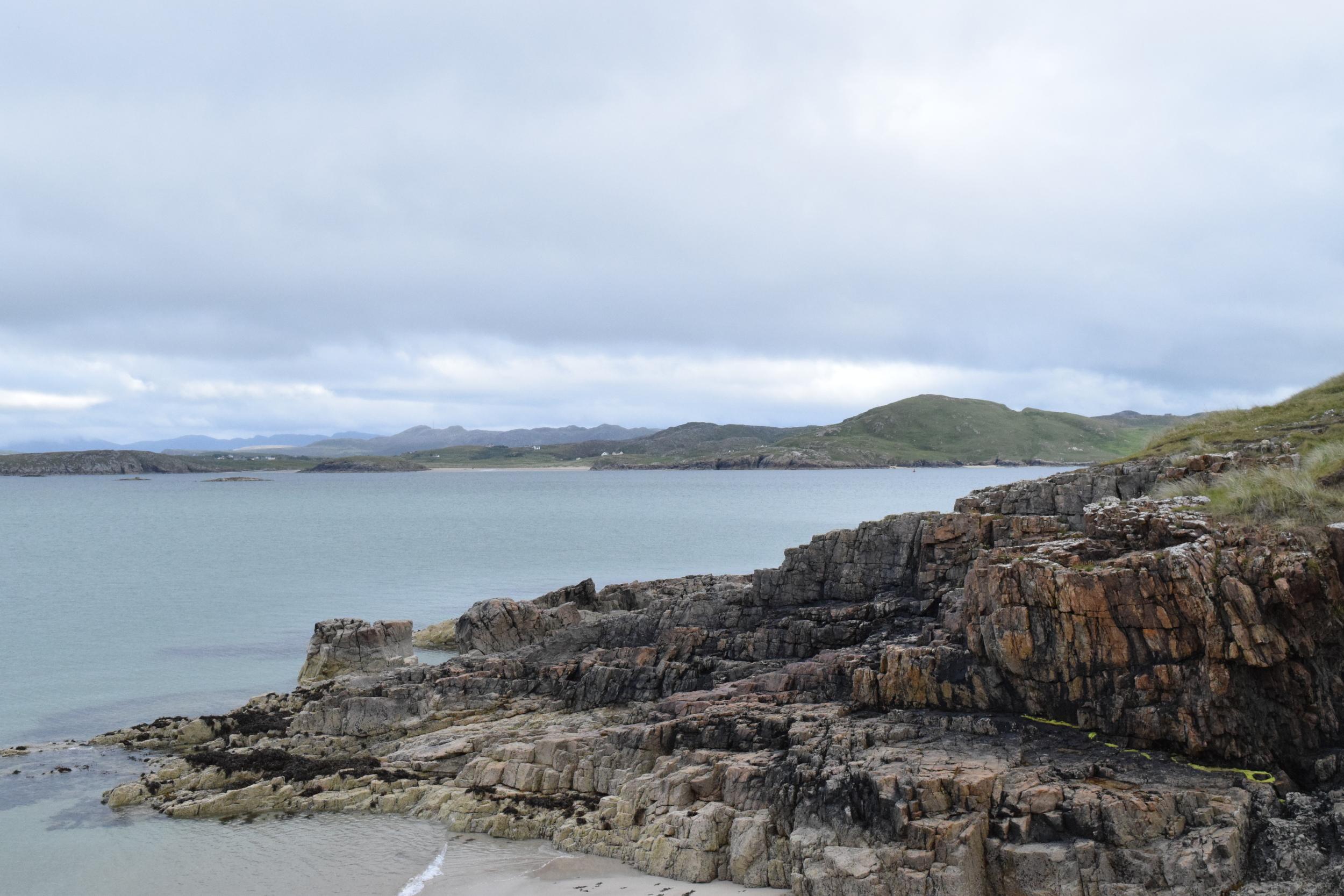North Coast of Ireland.