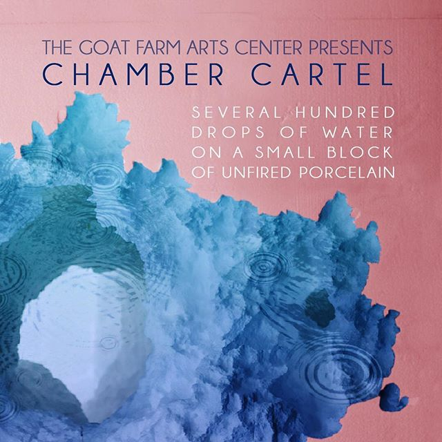 "Chamber Cartel is proud to give the world premiere of Anthony Donofrio's beautiful piece ""Several Hundred Drops of Water on a Small Block of Unfired Porcelain."" We are fortunate to be able to have the composer at the premiere.  This gorgeous three-hour long work scored for Piano and two Percussionists employs a range of instruments including vibraphone, marimba, and many tuned gongs.  Doors will be open at 6:30 pm. Music begins at 7 pm and continues until 10 pm. We hope you join us (for the whole piece!) at this stellar event hosted at the Susan Starr Studio in Colony Square (1197 Peachtree St NE, Atlanta, 30361). #dontmesswiththecartel #cometoourconcerts"