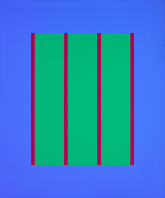 #31 , 1975  oil on canvas 48 x 40 inches; 121.9 x 101.6 centimeters