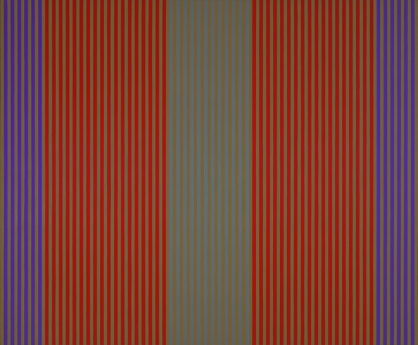 #5 , 1978  oil on canvas 50 x 60 1/2 inches; 127 x 153.7 centimeters