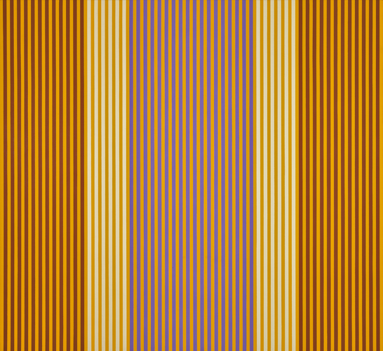 #10 , 1978  oil on canvas 50 x 54 inches; 127 x 137.2 centimeters
