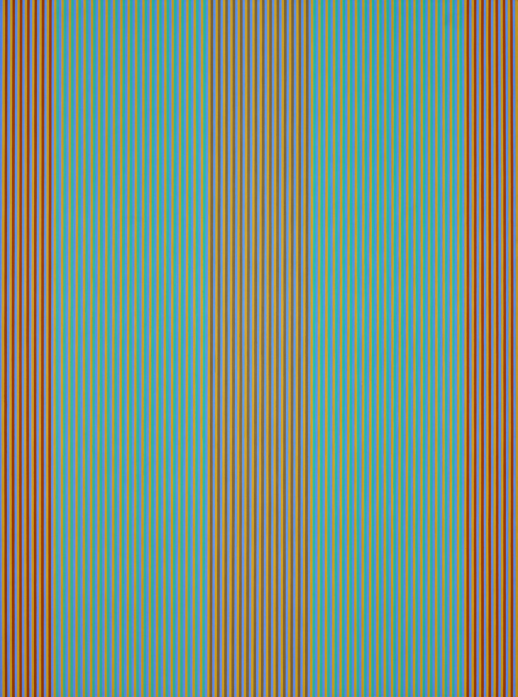 #13 , 1980  oil on canvas 72 x 54 inches; 182.9 x 134.6 centimeters