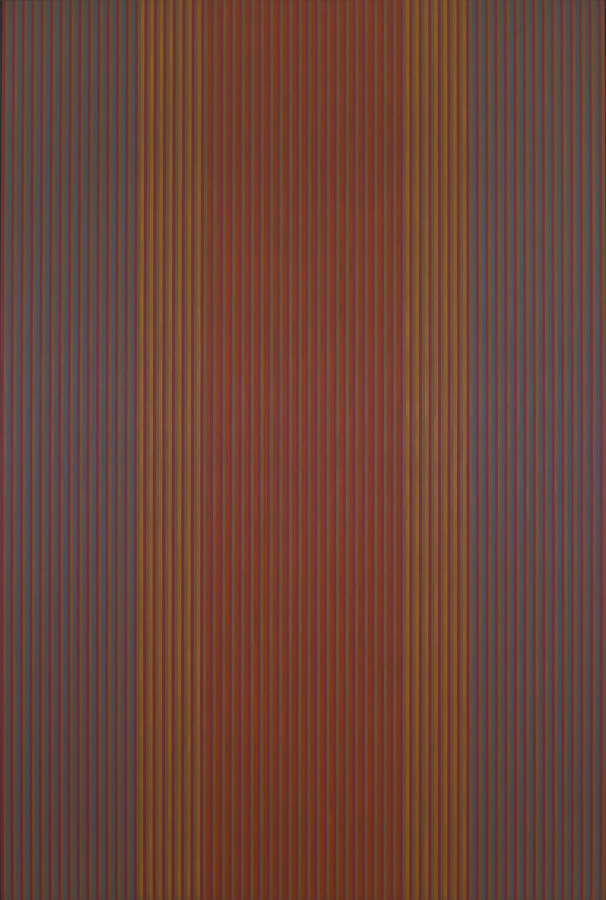 #14 , 1980  oil on canvas 72 x 48 inches; 182.9 x 121.9 centimeters