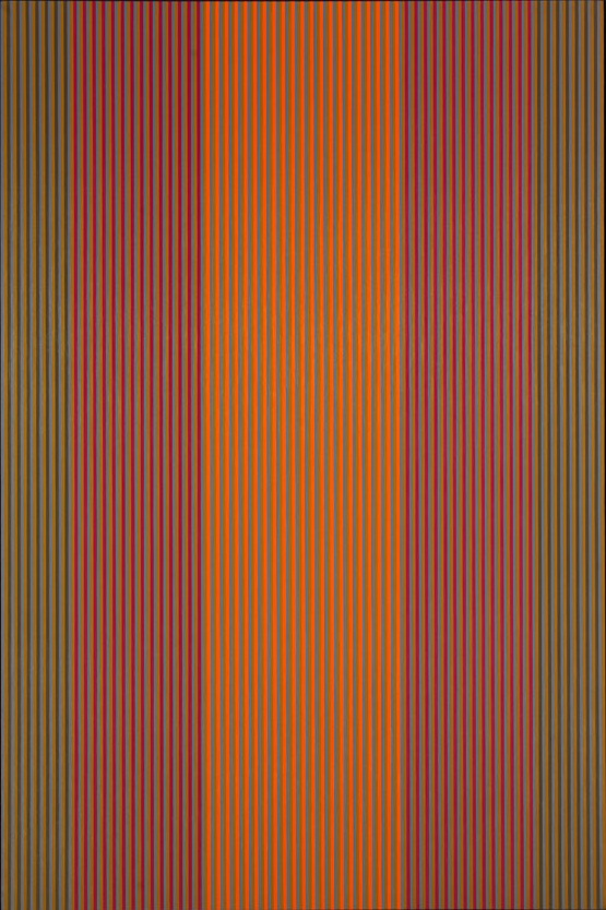 #8 , 1980  oil on canvas 72 x 48 inches; 182.9 x 121.9 centimeters