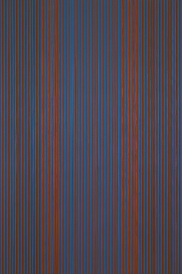 #7 , 1980  oil on canvas 72 x 48 inches; 182.9 x 121.9 centimeters