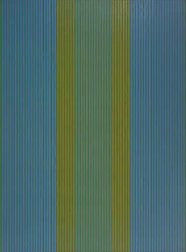 #11 , 1980  oil on canvas 72 x 53 inches; 182.9 x 134.6 centimeters