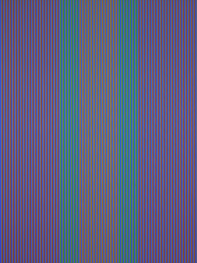 #4 , 1981  oil on canvas 72 x 54 inches; 182.9 x 137.2 centimeters
