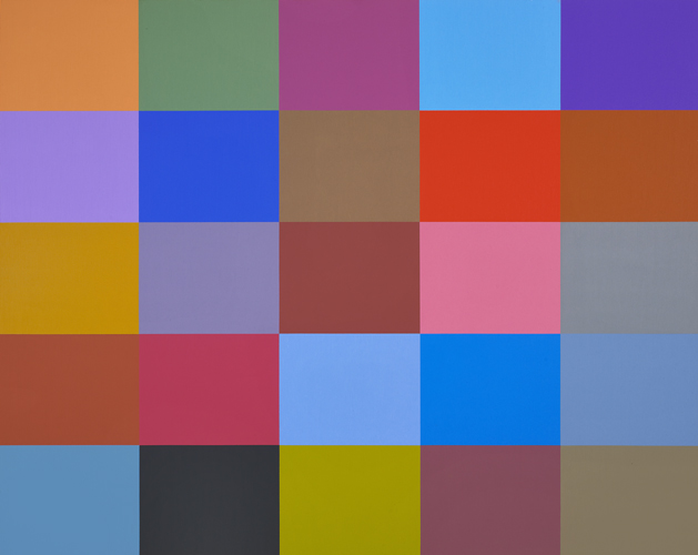 #4 , 1994  oil on canvas 44 x 55 inches; 111.8 x 139.7 centimeters
