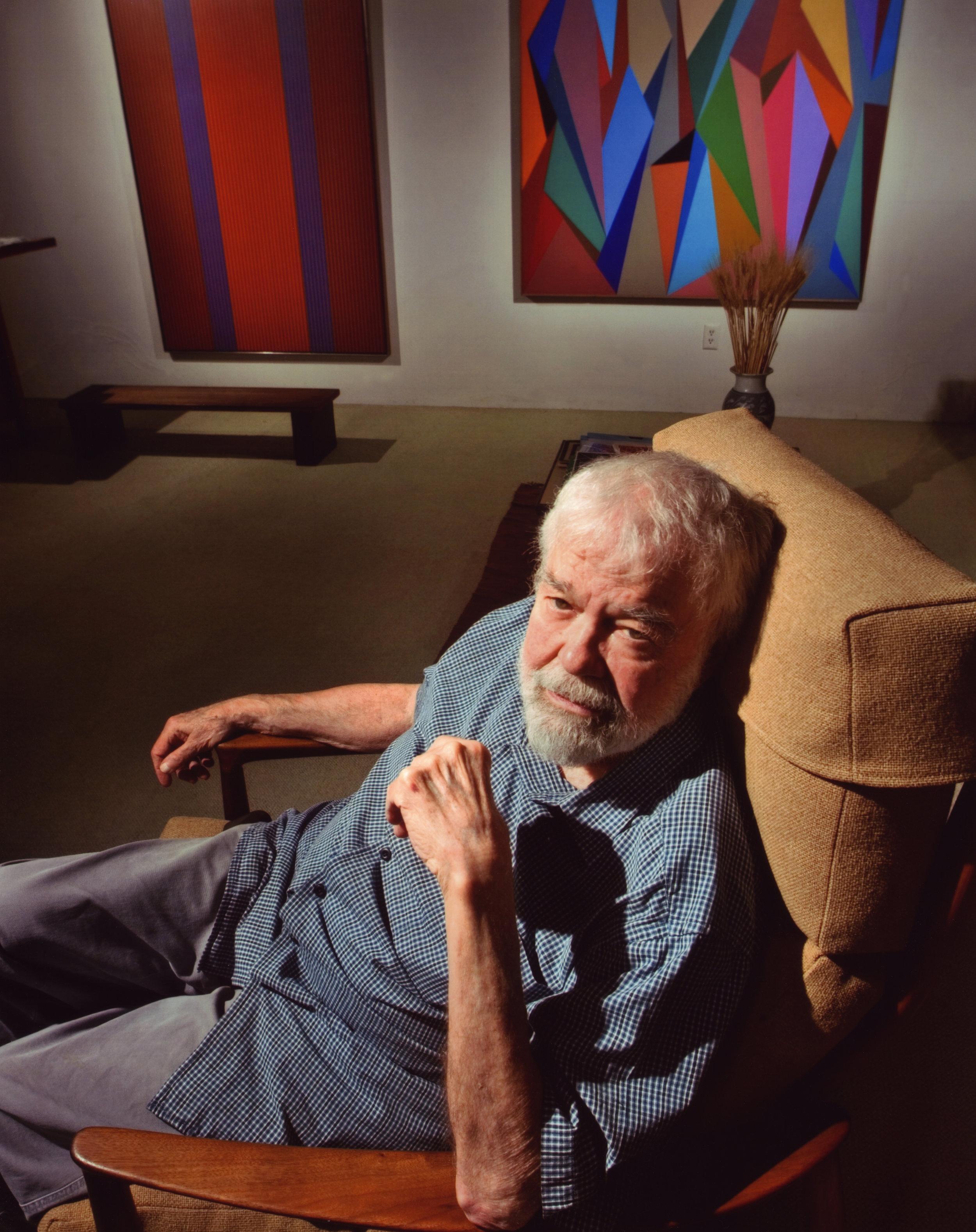 Karl Benjamin, 2007.