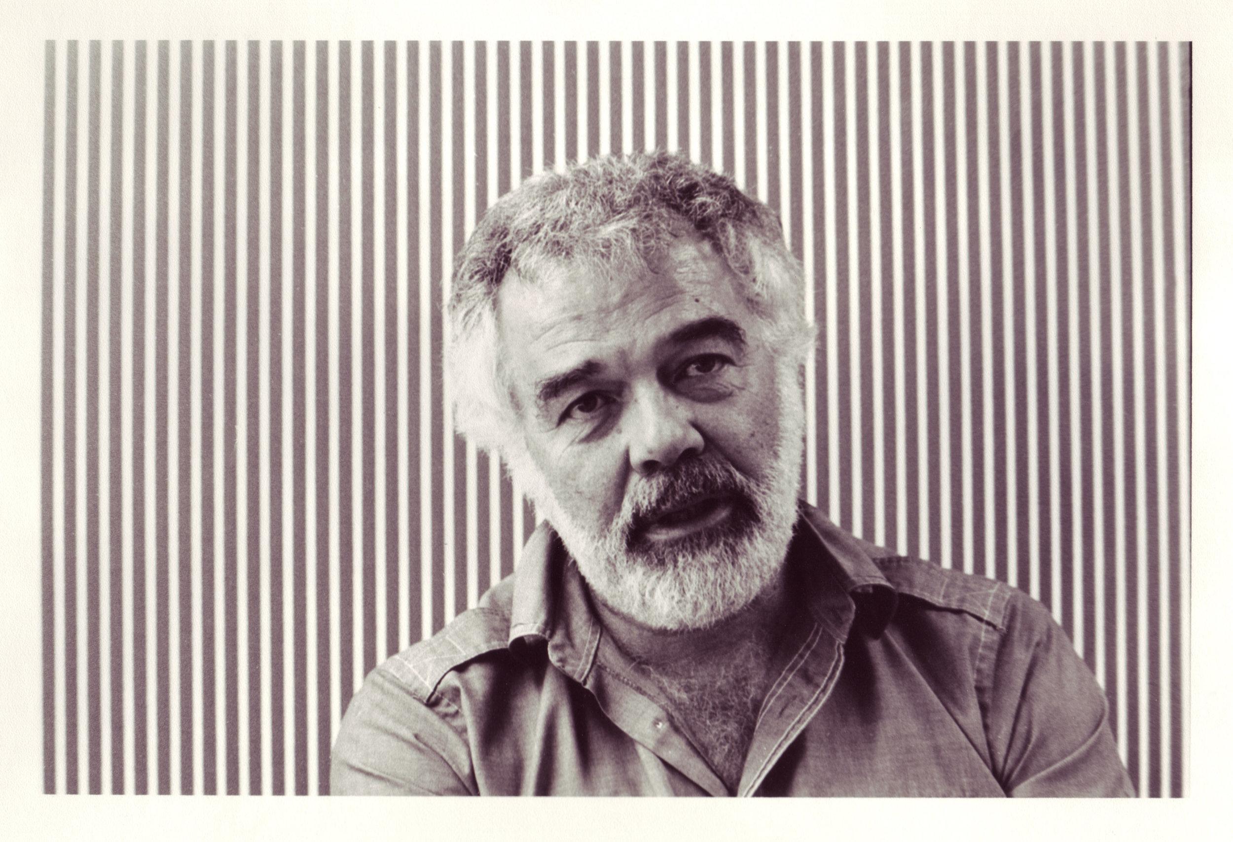 Karl Benjamin, circa 1970.