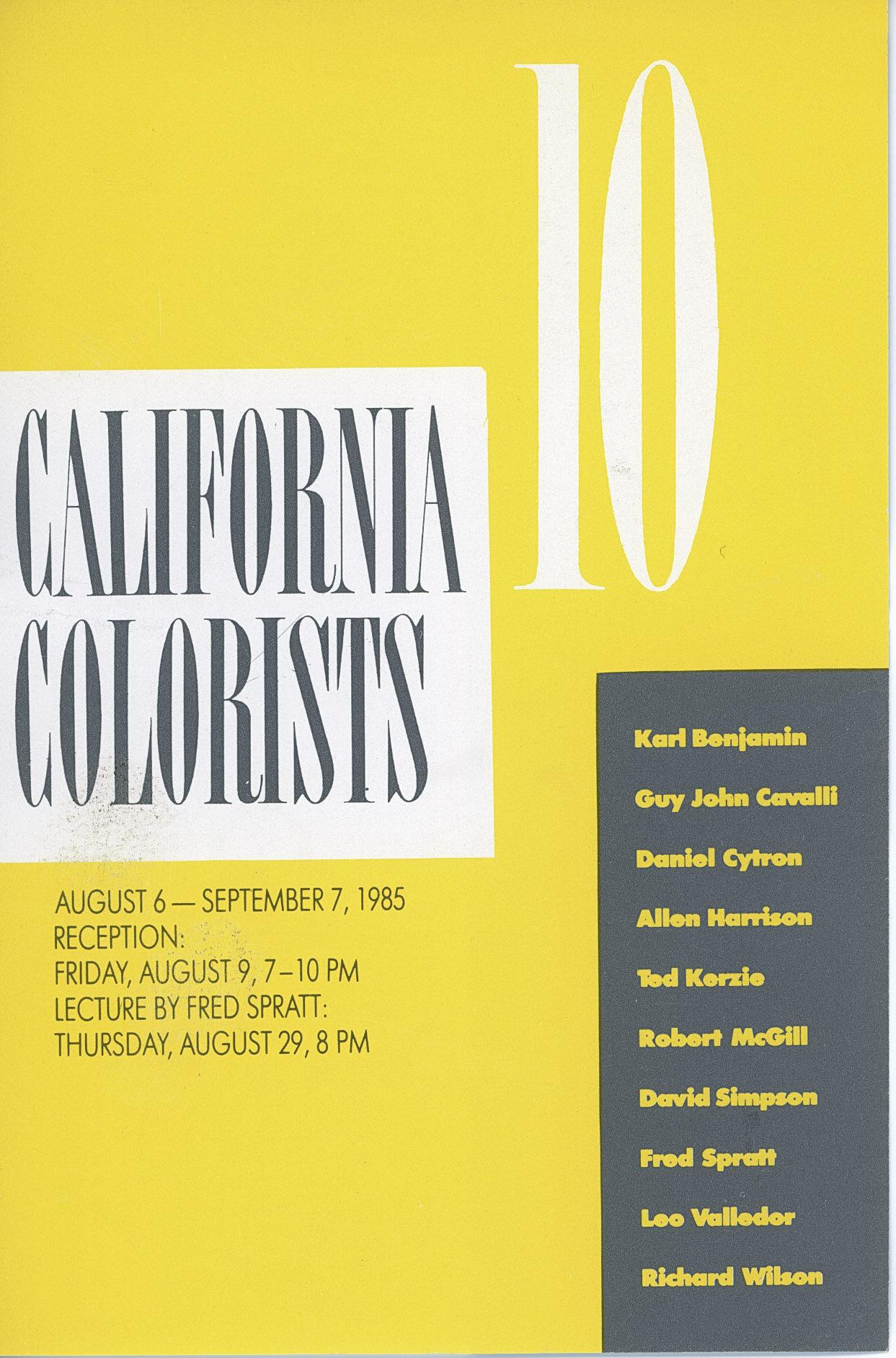 1985 SJICA 10 California Colorists.jpg