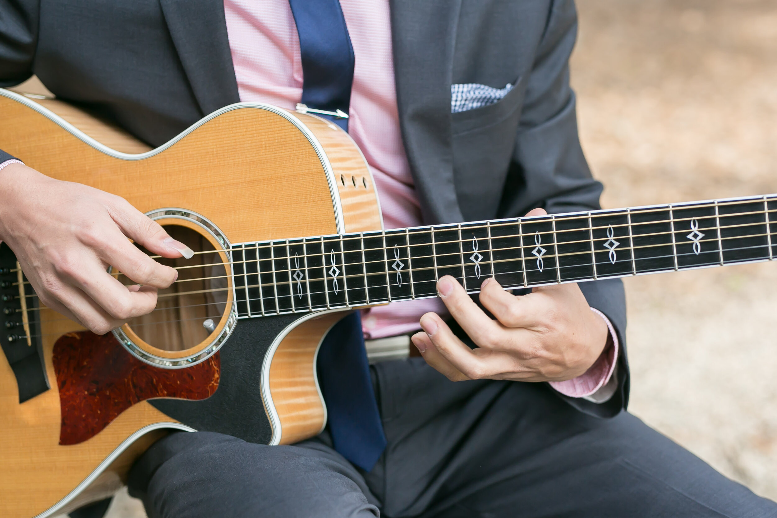 Corporate - Take your company party to the next level with an award-winning fingerstyle guitarist.