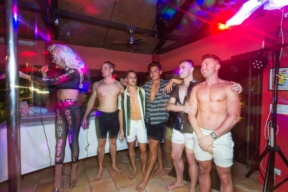 Gallery - Adults only beach resort Australia Cairns, clothing optional Beach, absolute beachfront accommodation Port Douglas,LGBTIQA accommodaton resort Port Douglas QLD