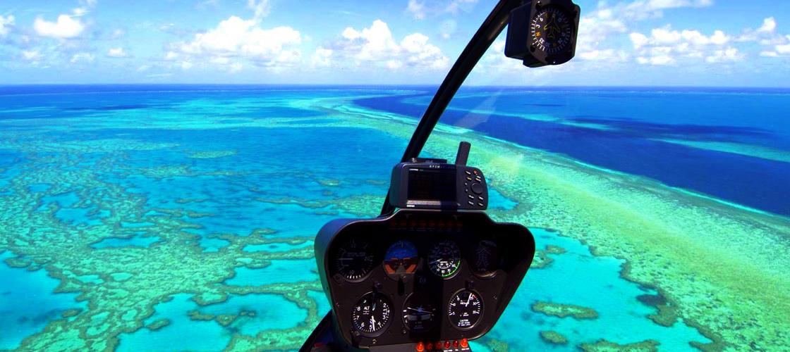 Port Douglas Scenic Helicopter Flights