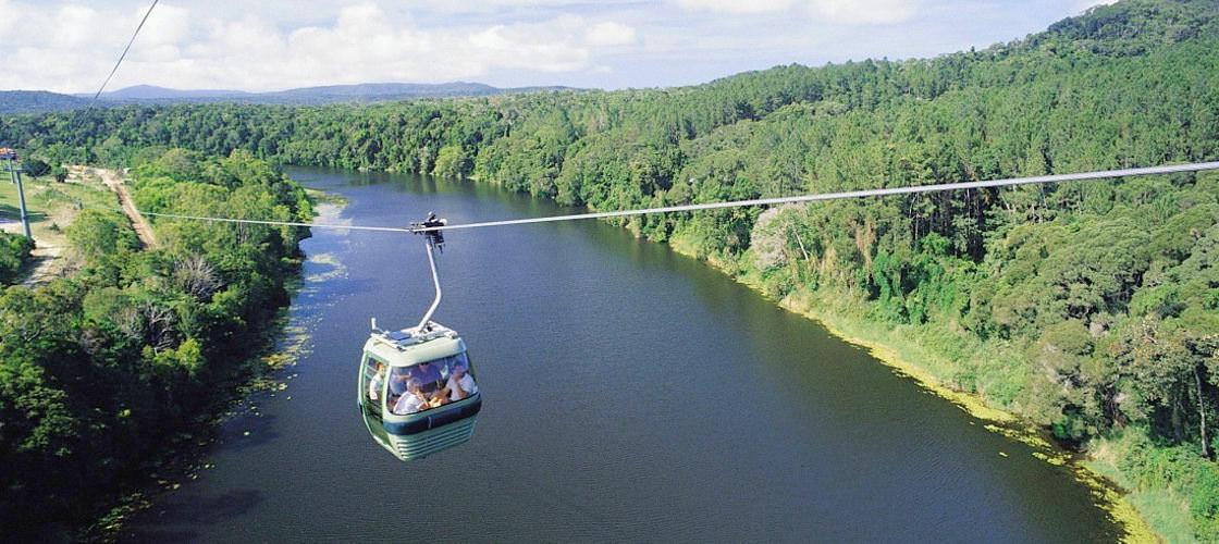 Kuranda Scenic Rail and Skyrail Tour