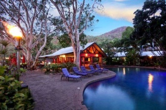 Turtle Cove Adults only Resort Port Douglas Cairns Australia