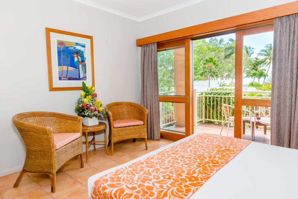 Garden view room Port Douglas