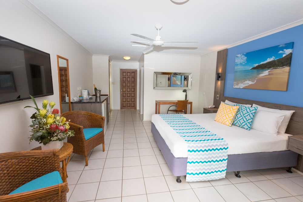 Absolute Beach Front Suite Turtle Cove Beach Resort