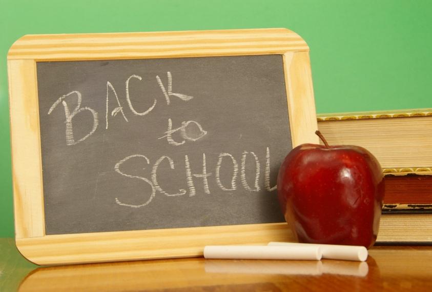 Back to School Stressors