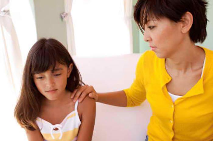 mother daughter emotion coaching