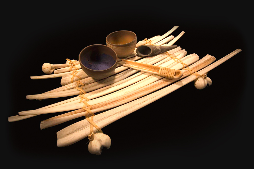 """""""Bison Bone Tray"""" (AVAILABLE)"""