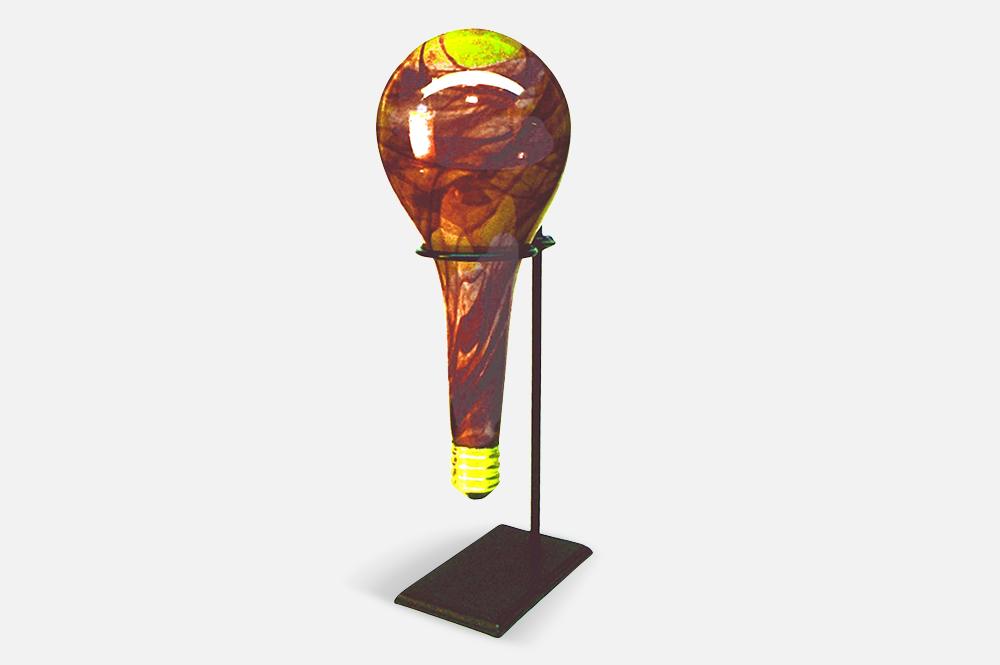 """""""Mongo Lightbulb"""" (SOLD)"""