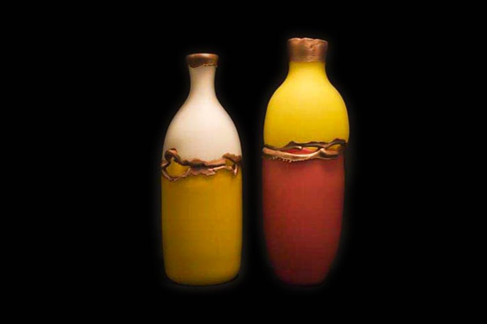 """Incalmo Bottles""(SOLD)"