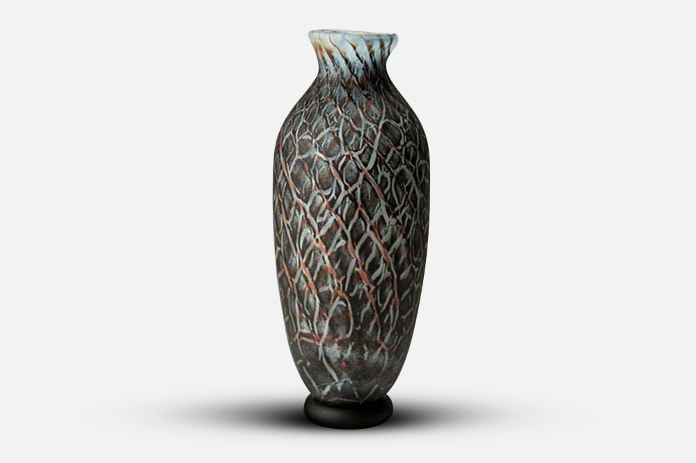 """""""Footed Vase""""(SOLD)"""